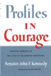 cover of Profiles in Courage by John F Kennedy