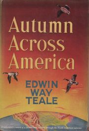 cover of Autumn Across American by Edwin Way Teale
