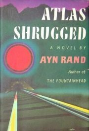 cover of Atlas Shrugged by Ayn Rand