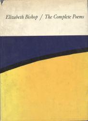 The Complete Poems - Elizabeth Bishop - book cover