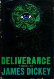 cover of Deliverance by James Dickey