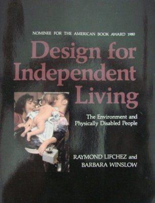 Book jacket for Design for Independent living