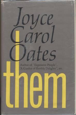 Them - Joyce Carol Oates - book cover