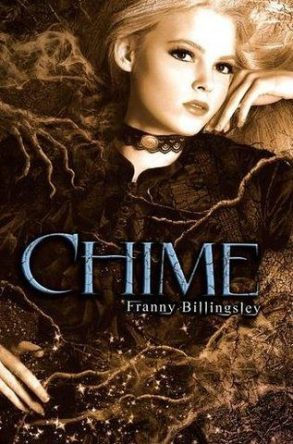 Franny Billingsley's Chime book cover
