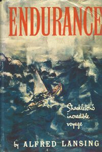 Endurance by Alfred Lansing book cover