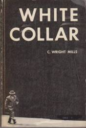 First Edition Cover of White Collar by C. Wright Mills