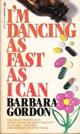 book jacket for I'm Dancing as Fast as I Can