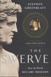The Swerve, by Stephen Greenblatt book cover