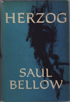 Herzog by saul bellow book cover