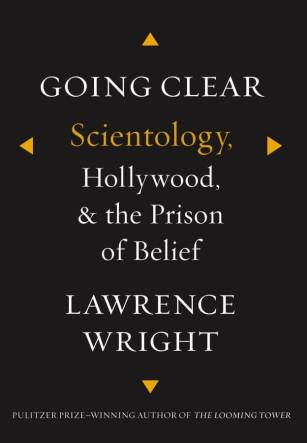 Lawrence Wright, Going Clear book cover
