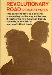 Revolutionary Road by Richard Yates book cover