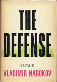 The Defense by Vladimir Nabokov book cover