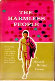 The Harmless People by Elizabeth Marshall Thomas