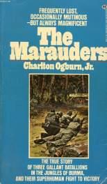 The Marauders by Charles Ogburn, Jr book cover