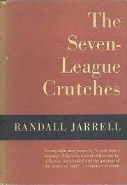 The Seven-League Crutches by Randall Jarrell book cover