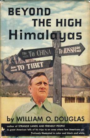 Cover of Beyond the High Himalayas