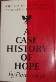 cover of A Case History of Hope by Flora Lewis
