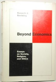 cover of Beyond Economics by Kenneth E Boulding