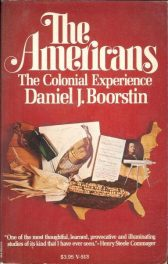 cover of The Americans by Daniel Boorstin