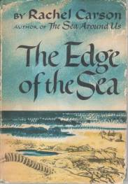 cover of The Edge of the Sea by Rachel Carson