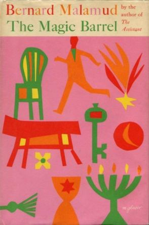 cover of The Magic Barrel by Bernard Malamud