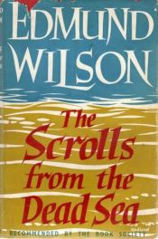 cover of The Scrolls from the Dead Sea by Edmund Wilson