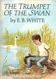 cover of The Trumpet of the Swan by E B White