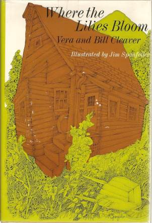 cover of Where the Lilies Bloom by Vera and Bill Cleaver