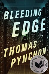 Bleeding Edge by Thomas Pynchon book cover