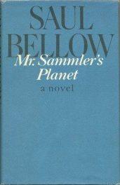 cover of Mr Sammler's Planet by Saul Bellow
