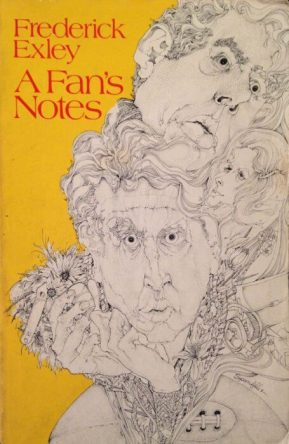 A Fans Notes by Frederick Exley book cover