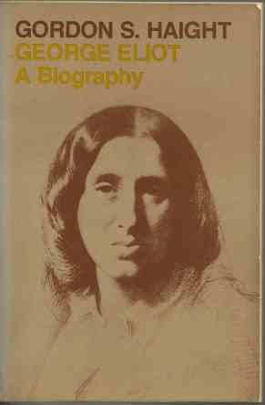 George Eliot by Gordon S. Haight book cover