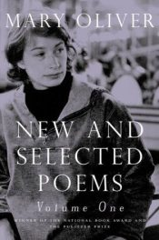 New & Selected Poems by Mary Oliver book cover