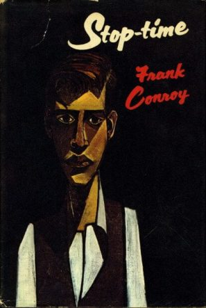 Stop time by frank conroy book cover