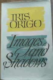 cover of Images and Shadows by Iris Origo