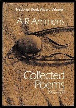 cover of Collected Poems, 1951-1971 by A R Ammons