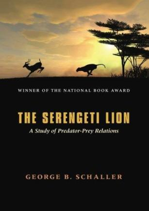 cover of The Serengeti Lion A Study of Predator-Prey Relations by George B Schaller