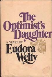 cover of The Optimist's Daughter by Eudora Welty