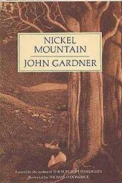 cover of Nickel Mountain by John Gardner