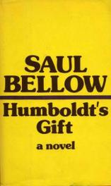 cover of Humboldt's Gift by Saul Bellow