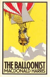 cover of The Balloonist by MacDonald Harris