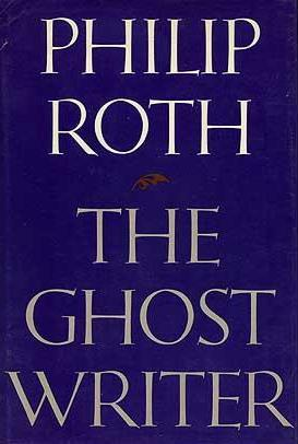 cover of The Ghost Writer by Philip Roth