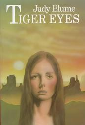 cover of Tiger Eyes by Judy Blume