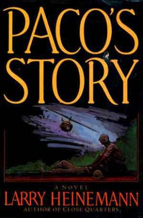 cover of Paco's Story by Heinemann