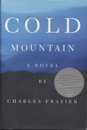 Cold Mountain by Charles Frazier book cover