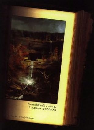 Kaaterskill Falls by allegra goodman book cover