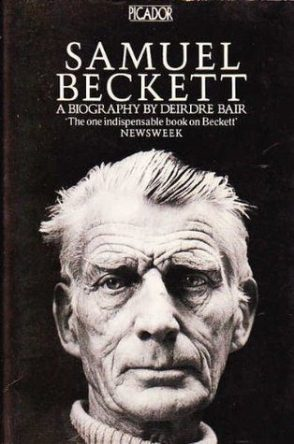 cover of Samuel Beckett by Deirdre Bair