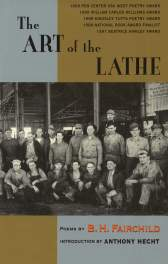 The Art of the Lathe by bh fairchild book cover