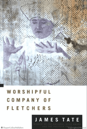 Worshipful Company of Fletchers by james tate book cover