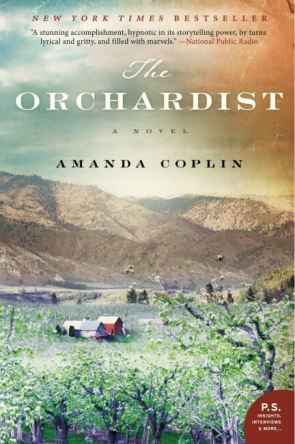 The Orchardist book cover